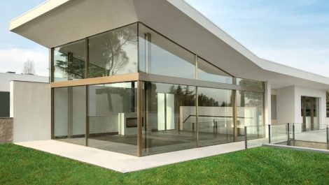 awesome modern house in la moraleja