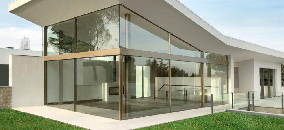awesome modern house in la moraleja