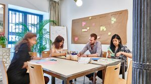 Espacios de coworking ¿cómo se diseñan?