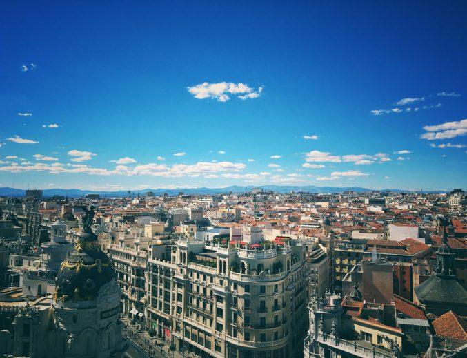 Mercado inmobiliario en Madrid