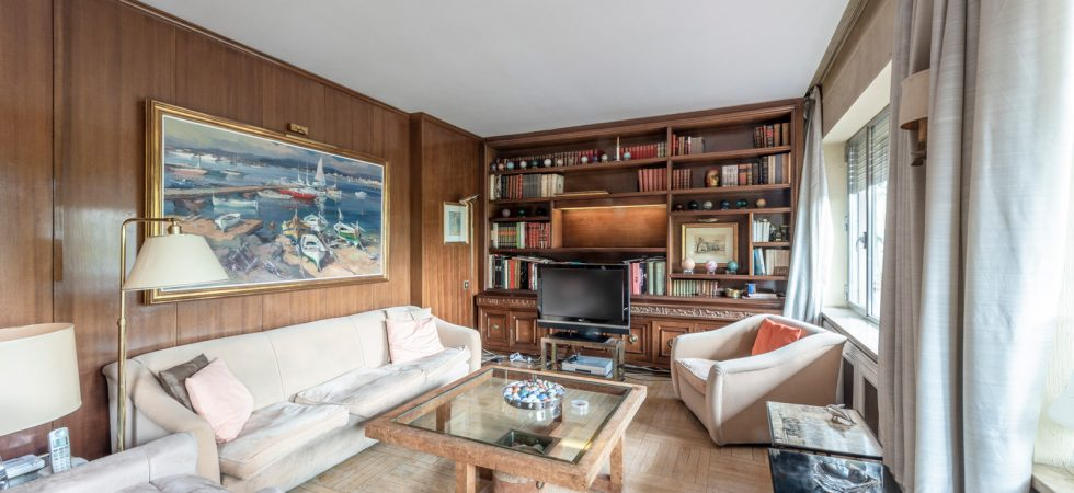 Spectaculaire maison duplex de luxe