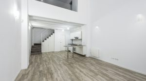 Duplex renovated in Chamartín district