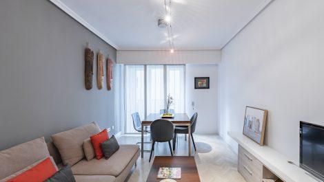 Jolie appartement mueblé dans le Soho madrilène
