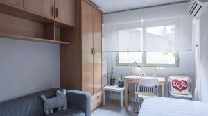 Studio located in one of the best neighbourhoods of Madrid,