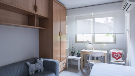(English) Studio located in one of the best neighbourhoods of Madrid,