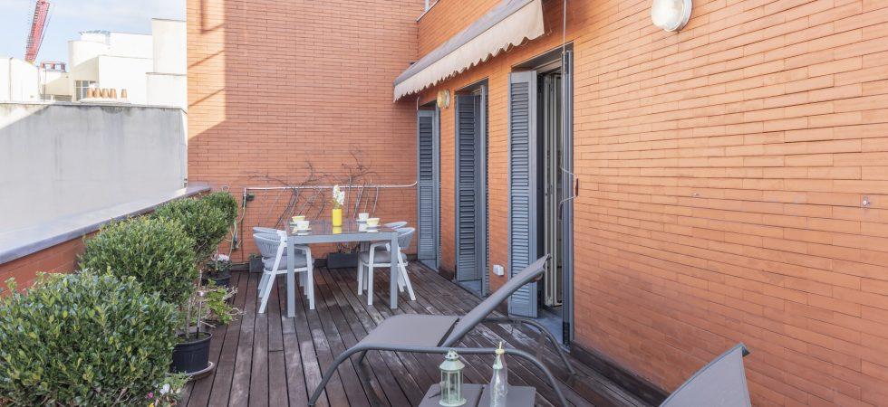 Magnifique appartement au centre de Madrid